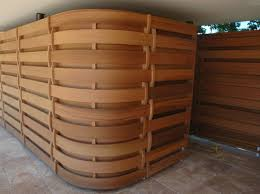 curved walls