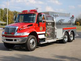 fire apparatus tankers