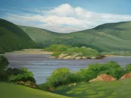 hudson river painter