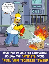 fire extinguisher posters