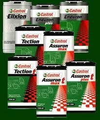 castrol lubricant