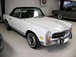 1969 mercedes sl