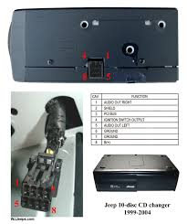 cd changer wiring diagram