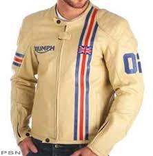 triumph romero jacket