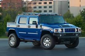 blue hummers