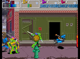 ninja turtle video games