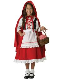 little red riding hood child