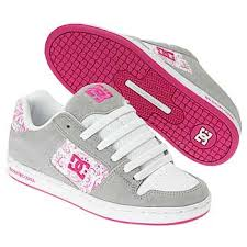 dc shoes pink