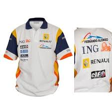 f1 polo shirt
