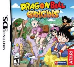 dragon ball ds game