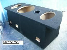 cajas acusticas para autos