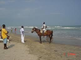 labadi beach accra
