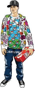 cereal clothing