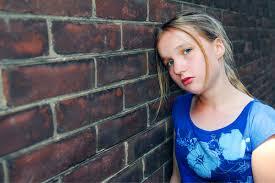 bullied girls
