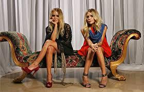 mary kate and ashley olsen fashion line