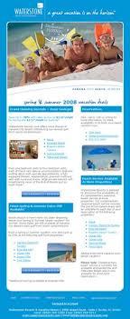 e mail newsletter design