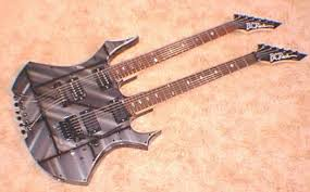 double guitars