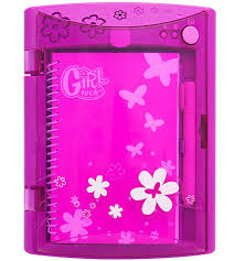 girl journal
