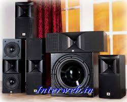 jbl speaker set