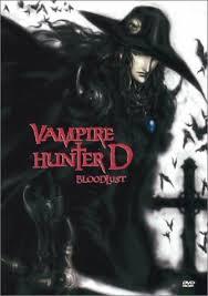 d the vampire hunter