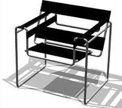 bauhaus chair design