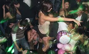 lebanese night club