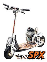evo 2 scooter
