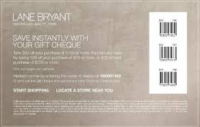 lane bryant in store coupons