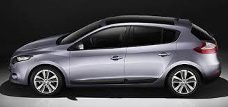new renault megane hatchback