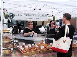 bakery stand