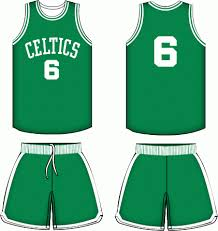 boston celtics uniforms