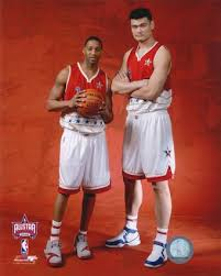 houston rockets yao
