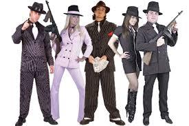 gangster women costumes