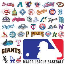 all baseball logos
