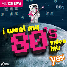 Various Artists - I Want My 80's Box! (Box Set)