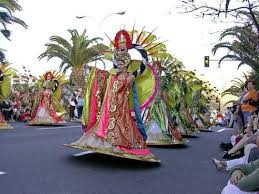 carnaval dance
