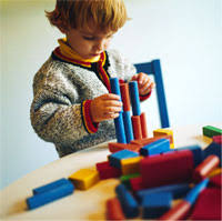 child blocks