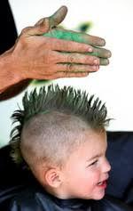hair mohawk