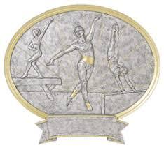 gymnastic trophy