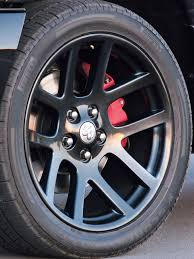 dodge srt wheels