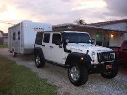 jeep towing