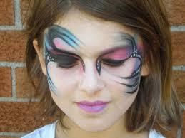 pretty face paint
