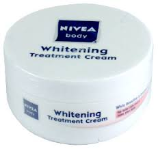 nivea body whitening milk
