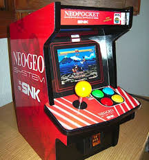arcade neo geo
