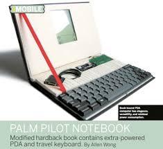 notebook pda