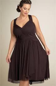 bridesmaid dresses chocolate brown