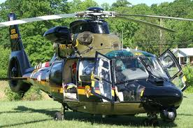 police aircraft