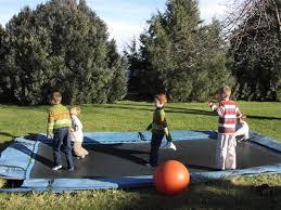 ground trampoline
