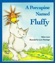 porcupine named fluffy