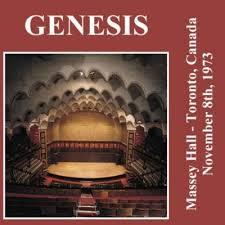 genesis live 1977
